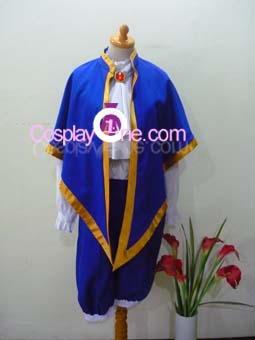 Austria from Hetalia Cosplay Costume front R
