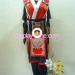 Ninja from Final Fantasy XI Cosplay Costume front
