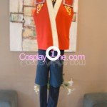 Ninja from Final Fantasy XI Cosplay Costume front prog2