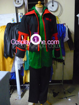 Faye Shaofuu from Anime Cosplay Costume front prog