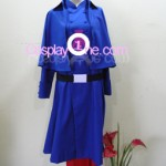 France from Hetalia Cosplay Costume front