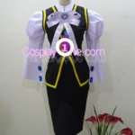 Franziska von Karma from Ace Attorney Cosplay Costume front