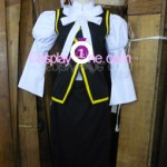 Franziska von Karma from Ace Attorney Cosplay Costume front prog