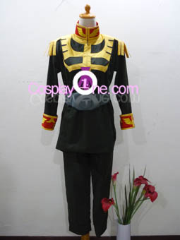 Garma Zabi from Mobile Suit Gundam Cosplay Costume front