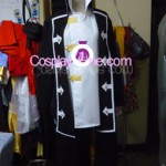 Gilbert Nightray from Pandora Hearts Cosplay Costume front prog