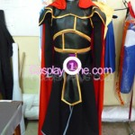Haou Judai from Anime Cosplay Costume front prog2
