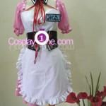 Mikuru Asahina from Haruhi Cosplay Costume front
