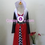 Haruhi Suzumiya (Queen of Hearts version) from Haruhi Cosplay Costume front