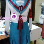 Haruhi Suzumiya from Haruhi Cosplay Costume front prog