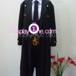 Hazama from Anime Cosplay Costume front