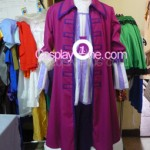Fantasia Russia from Hetalia Cosplay Costume front prog