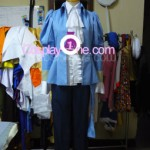 Fantasia France from Hetalia Cosplay Costume front prog
