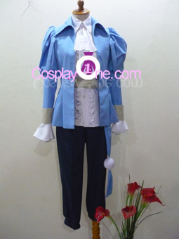 Fantasia France from Hetalia Cosplay Costume front