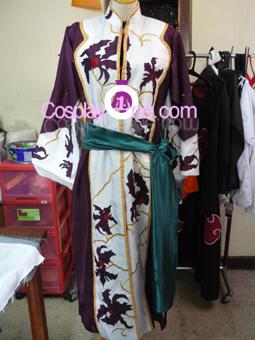 Hiiragi Cosplay Costume front prog