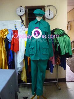 Hungary from Hetalia Cosplay Costume front prog