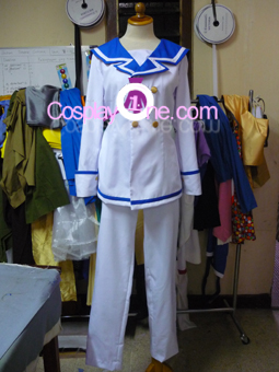 Iceland Sailor from Hetalia Cosplay Costume front prog