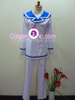 Iceland Sailor from Hetalia Cosplay Costume front