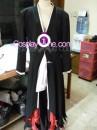 Ichigo Kurosaki from Bleach Cosplay Costume front prog