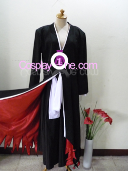 Ichigo Kurosaki from Bleach Cosplay Costume front