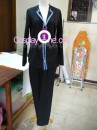 Ikuto Tsukiyomi from Shugo Chara Cosplay Costume front prog