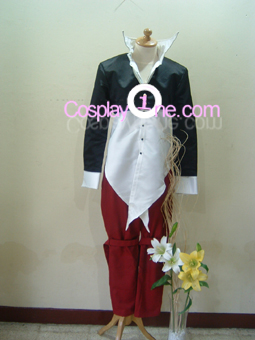 Iori Yagami from The King of Fighters '95 Cosplay Costume front