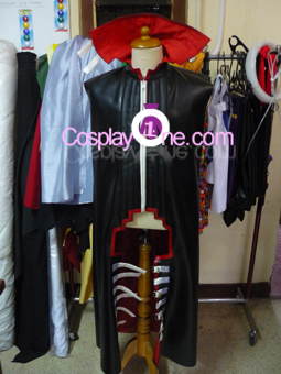Izanagi from Persona 4 Cosplay Costume front prog