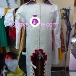 Izanagi (white) from Persona 4 Cosplay Costume front prog