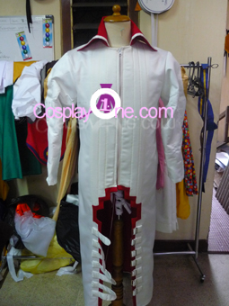 Izanagi (white) from Persona 4 Cosplay Costume front prog