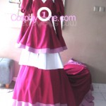Juliet Ball Gown Cosplay Costume front