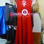 Kyoko Sakura from Puella Magi Madoka Magica Cosplay Costume front prog