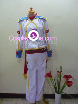 Lloyd Irving from Tales of Symphonia Cosplay Costume front R