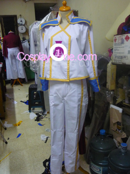 Lloyd Irving from Tales of Symphonia Cosplay Costume front prog