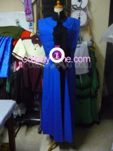 Wes from Pokemon Colosseum Cosplay Costume front prog