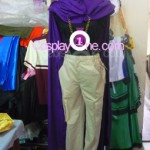 Yami Marik from Anime Cosplay Costume front prog2