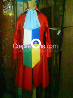 Freya Crescent from Final Fantasy IX Cosplay Costume front prog1