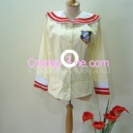 Fuko Ibuki from Clannad Cosplay Costume front
