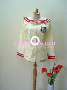 Fuko Ibuki from Clannad Cosplay Costume front