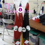 Harley Quinn from DC Comics Cosplay Costume front prog