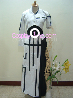 Uryu Ishida from Anime Cosplay Costume front