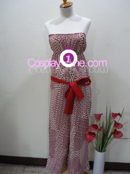 Jumpsuit Cosplay Costume front R