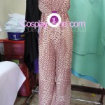 Jumpsuit Cosplay Costume front prog