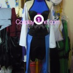 Aqua from Kingdom Hearts Cosplay Costume front prog