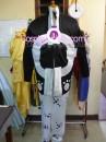 Bartholomew Kuma from One Piece Cosplay Costume front prog