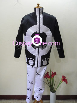 Bartholomew Kuma from One Piece Cosplay Costume front