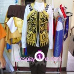 Balthier from Final Fantasy XII Cosplay Costume front prog