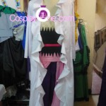 Basil Hawkins from One Piece Cosplay Costume front prog