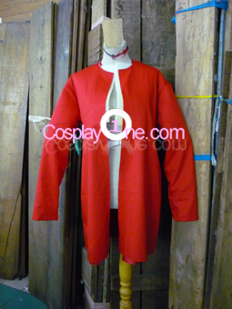 M. Bison from Street Fighter Cosplay Costume front prog