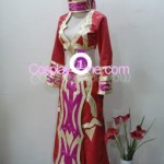 Blood Elf Priest from World of Warcraft Cosplay Costume side