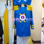 Captain Crunch Cosplay Costume front prog
