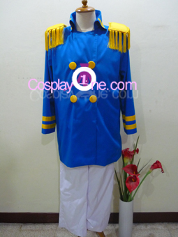 Captain Crunch Cosplay Costume front